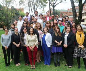 2017, Bogotá, Colombia- Taller PNACC Países Suramérica y México.