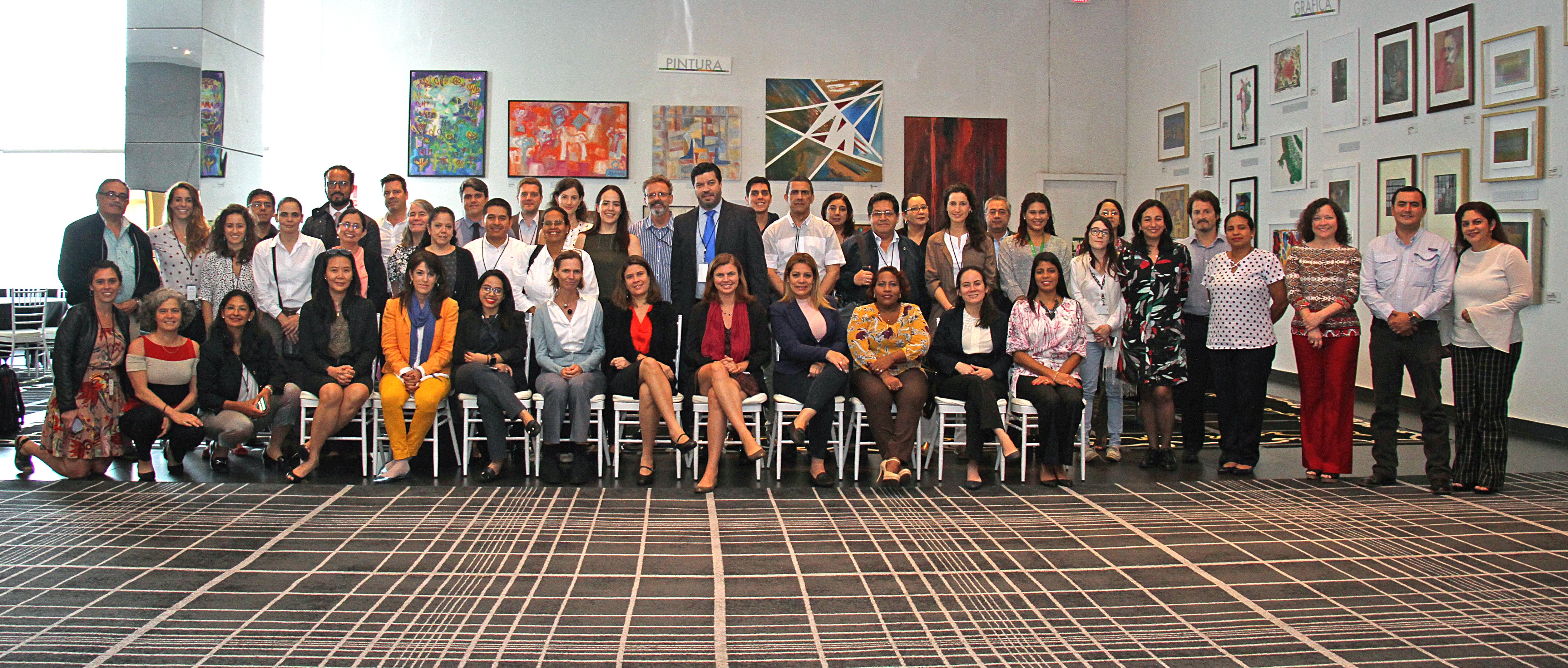 2018, Ciudad de Panamá, Panamá - Taller Regional de Capacitación sobre Innovación y Planes Nacionales de Adaptación