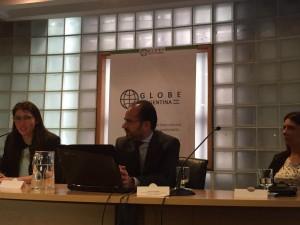 El informe Carbono Cero se presentó ante el Congreso de la Nación argentina en el lanzamiento del capitulo argentino de Globe