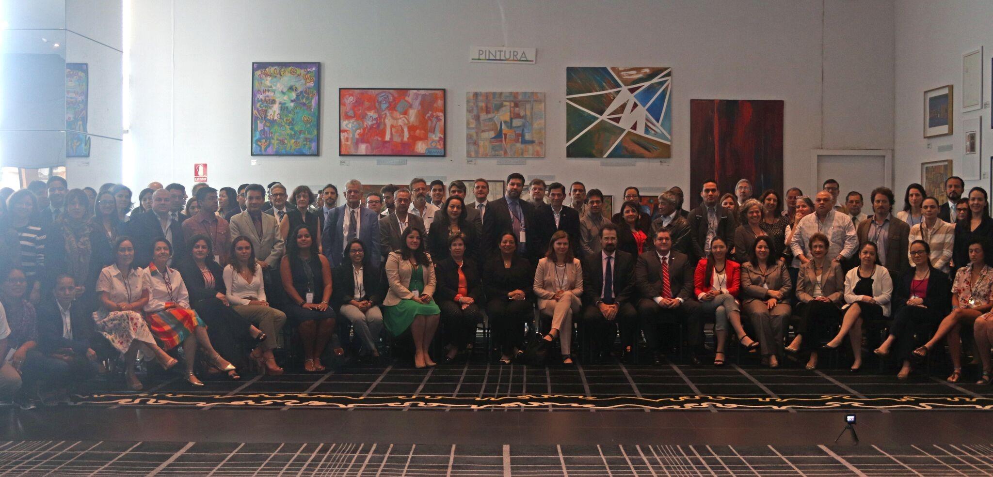 2018, Ciudad de Panamá, Panamá - Exposición Regional sobre Planes Nacionales de Adaptación América Latina (NAP Expo 2018)