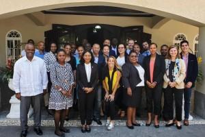 Países del Caribe exploran enfoques innovadores para la adaptación al cambio climático con el apoyo de ONU Medio Ambiente